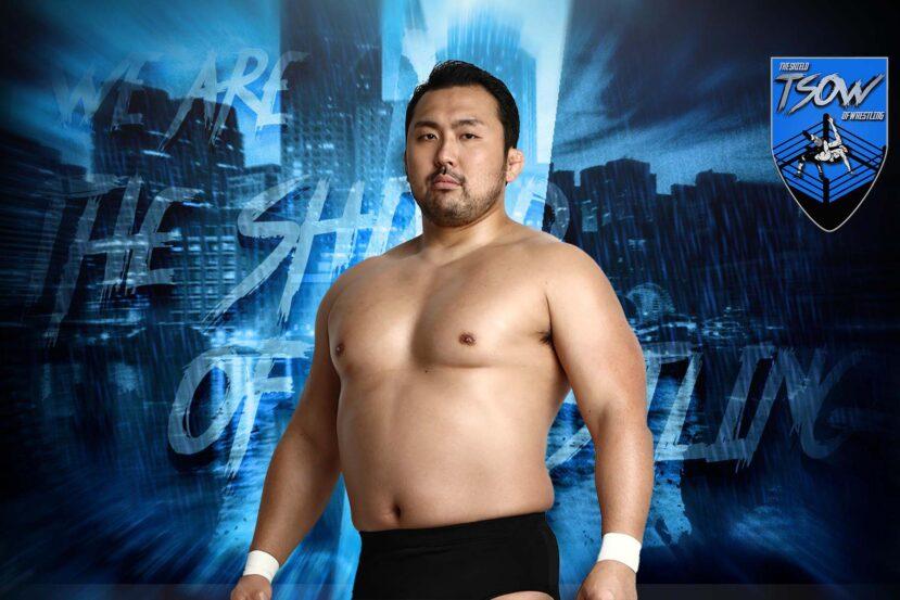 Hideki Suzuki ha firmato per la WWE?