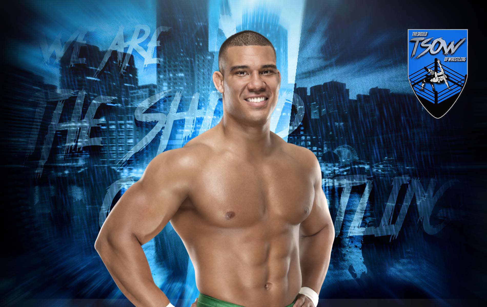 Jason Jordan: importante promozione dirigenziale in WWE