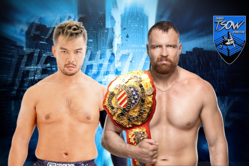 Jon Moxley vs KENTA: chi ha vinto a NJPW STRONG?
