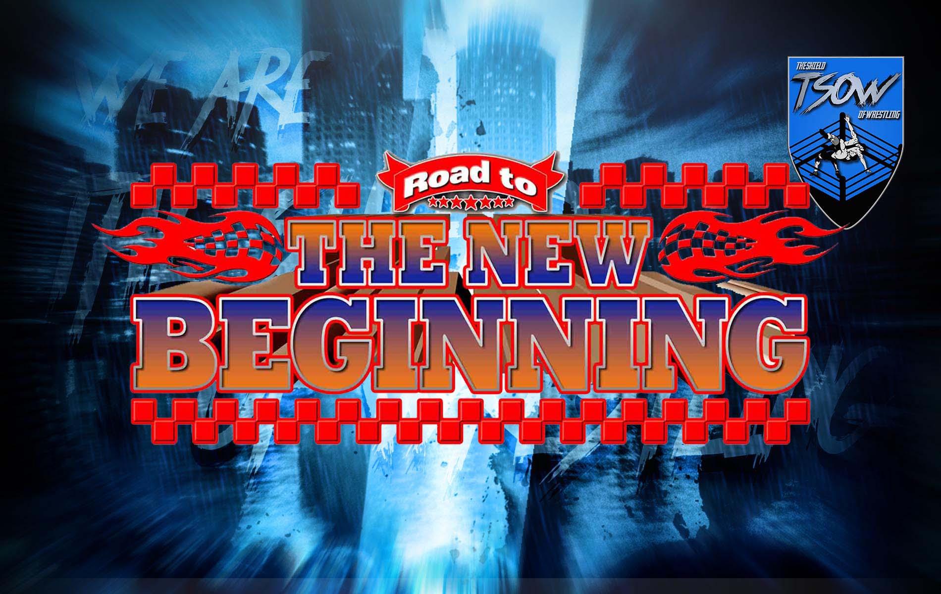 Risultati NJPW Road to The New Beginning 2021 - Day 1