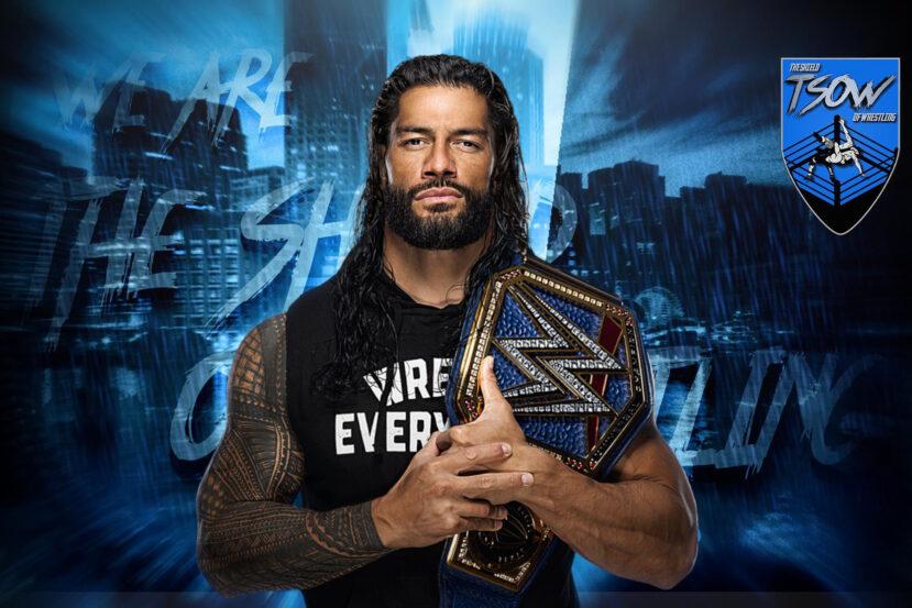 Roman Reigns farà un grandissimo annuncio a SmackDown
