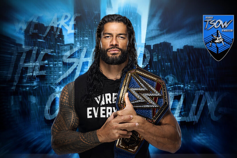Roman Reigns: la devastante spear ad Edge a SmackDown