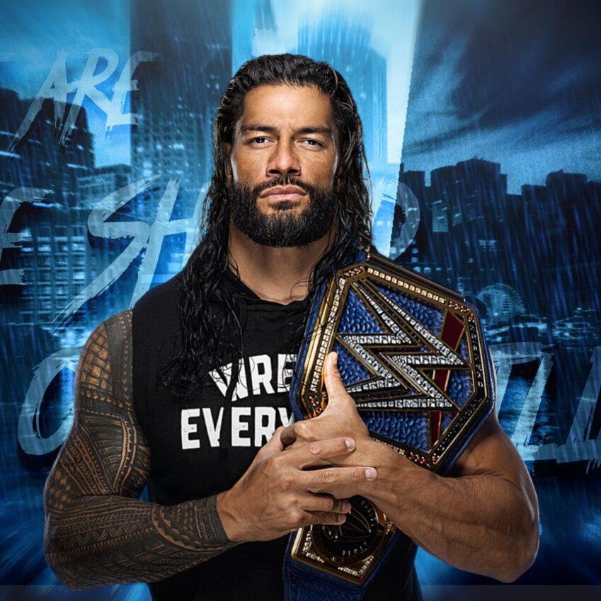 Roman Reigns: debutto di una nuova theme song a SmackDown