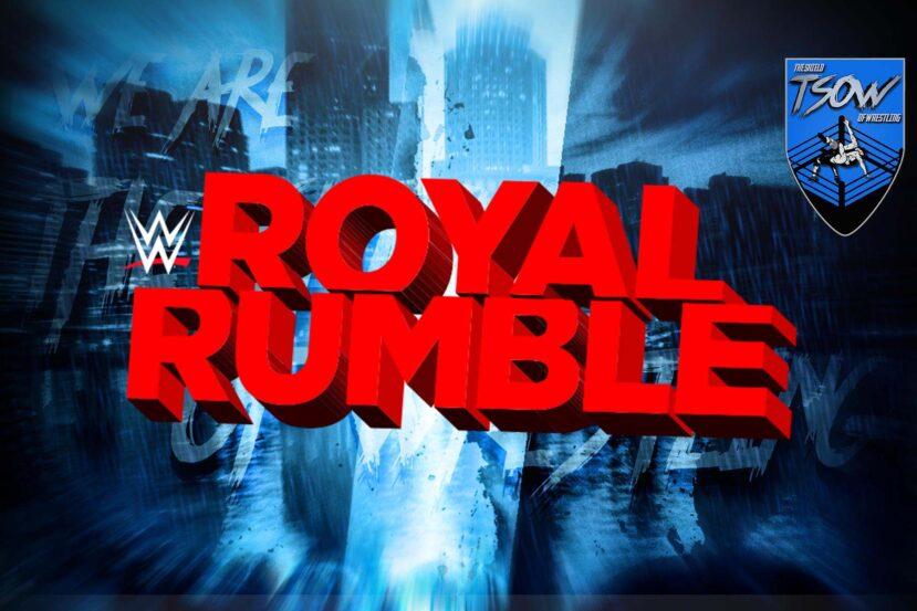 Royal Rumble 2021: si esibirà Bad Bunny