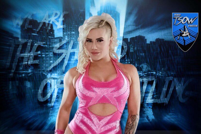 Taya Valkyrie in WWE: il commento del marito John Morrison