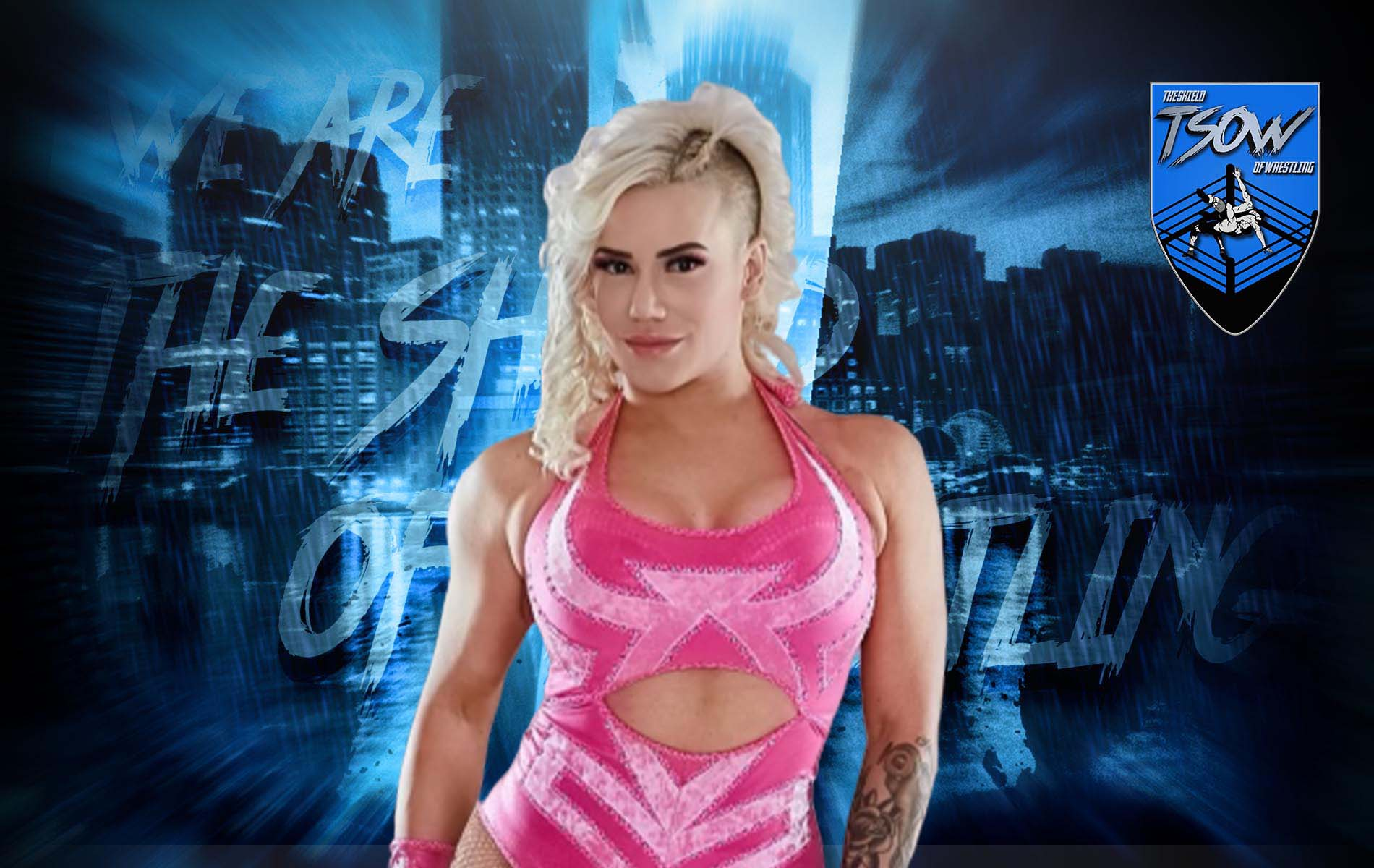 Taya Valkyrie vuole affrontare diverse stelle WWE ed AEW