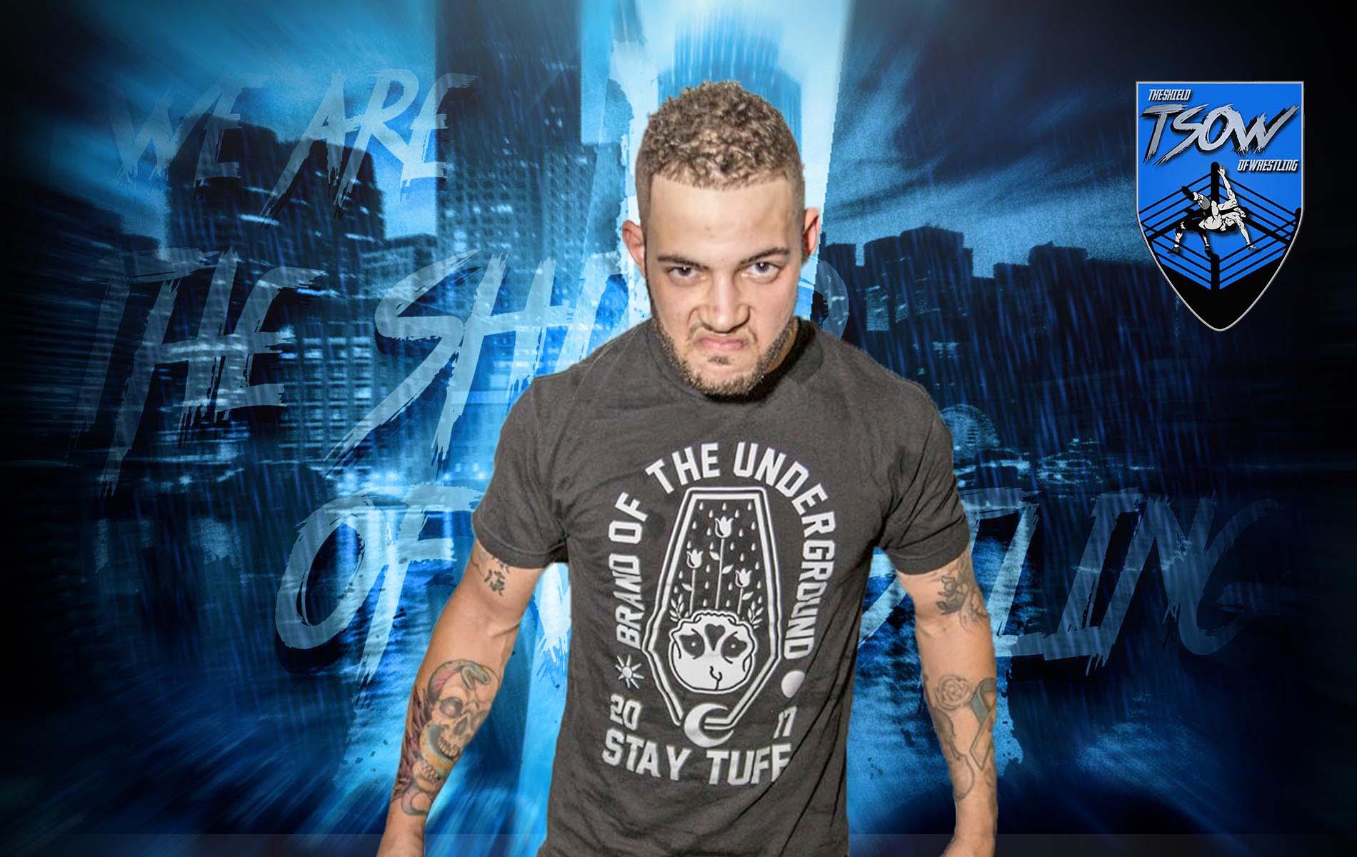 Trey Miguel: perché non ha firmato per la WWE?