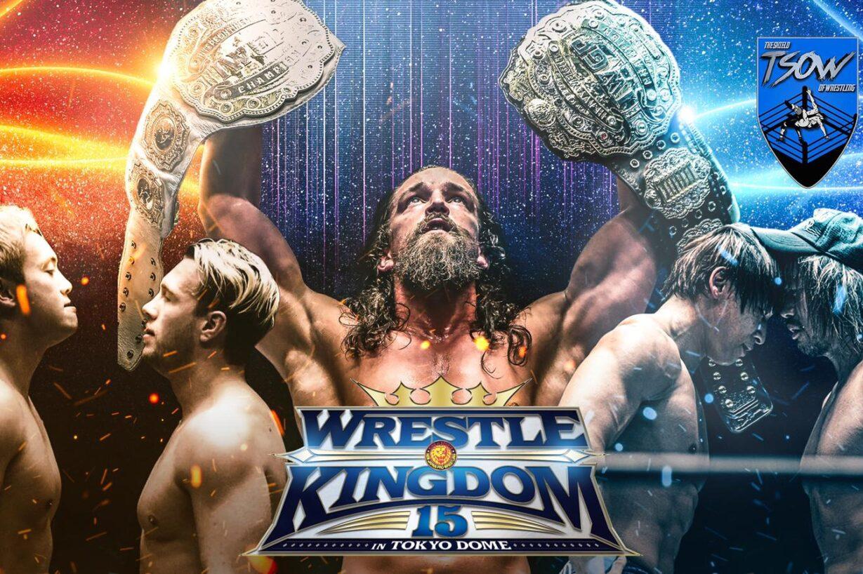 Report Wrestle Kingdom 15 – Day 2