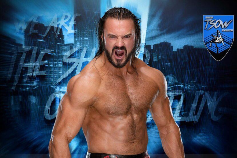 Drew McIntyre torna a RAW e parla apertamente del COVID-19