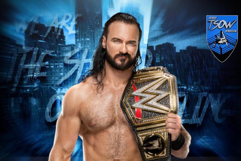 Drew McIntyre vorrebbe affrontare Big E a WrestleMania 37