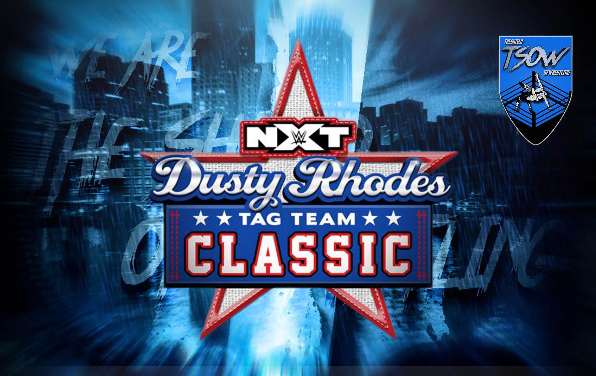 Dusty Rhodes Tag Team Classic: qual è la finale maschile?