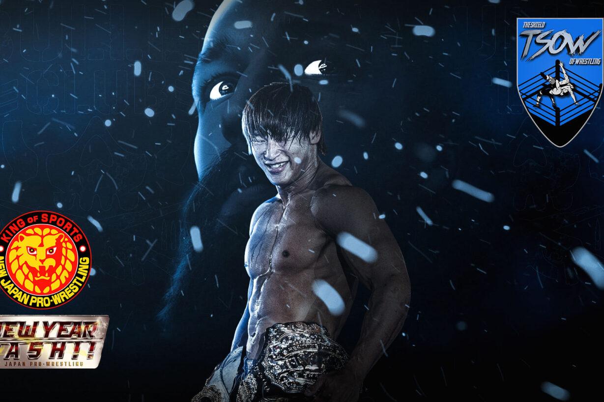 NJPW: a New Year Dash!! arrivano conferme per un dream match?