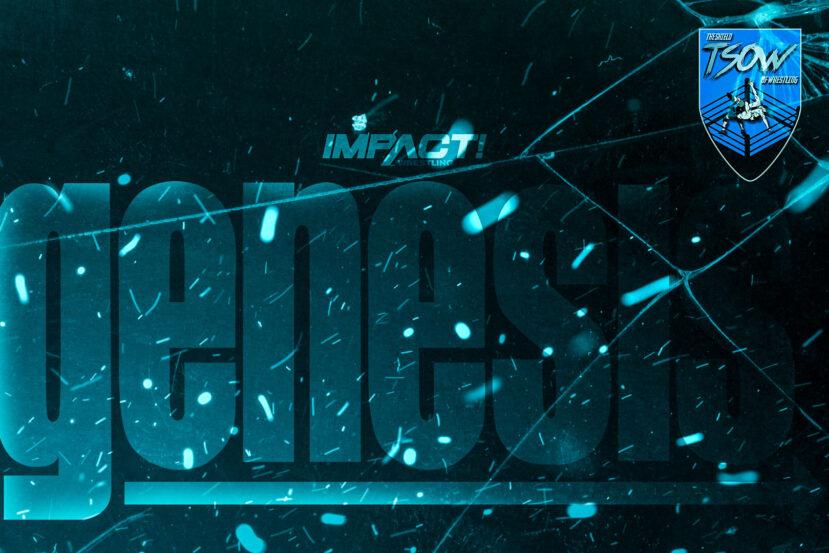 Genesis - Risultati Live IMPACT! Wrestling