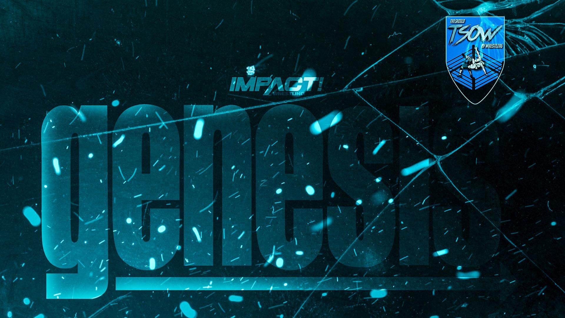 Report Genesis - IMPACT! Wrestling