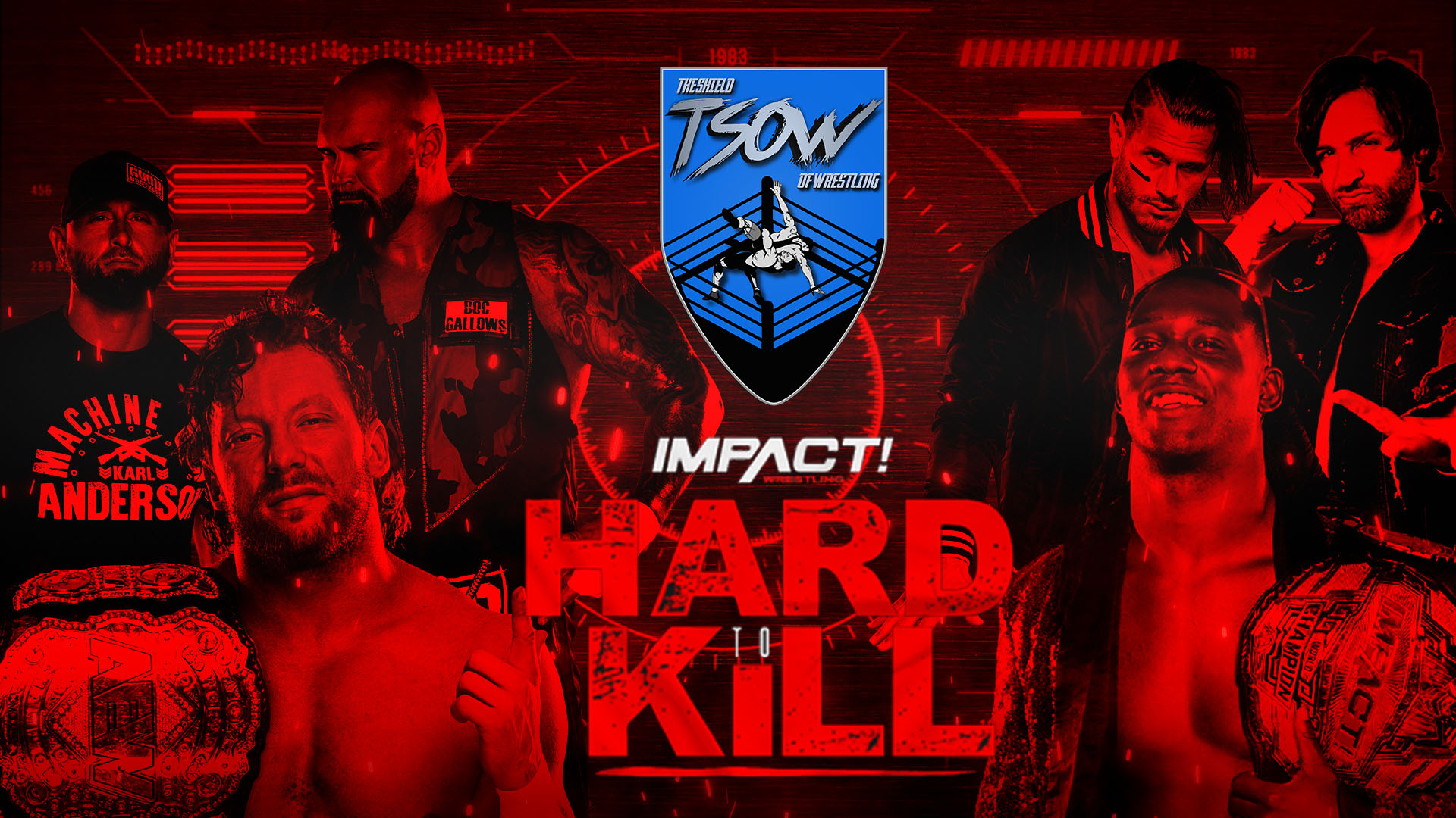Report Hard To Kill 16-01-2021 - IMPACT! Wrestling