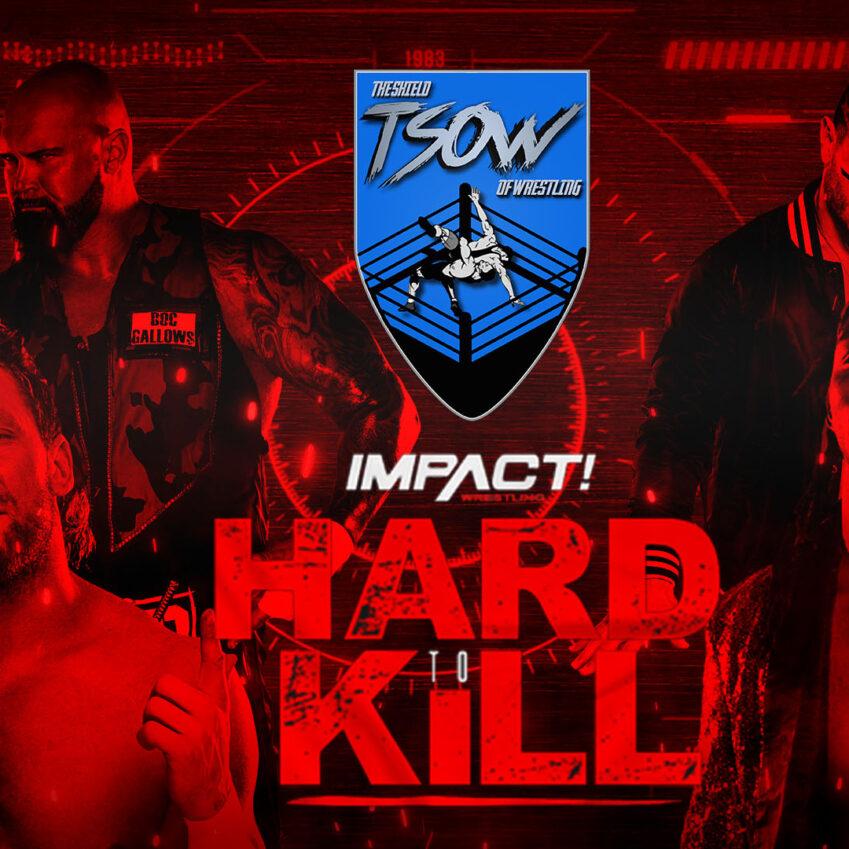 Hard to Kill: il risultato del match per l'X Division Championship