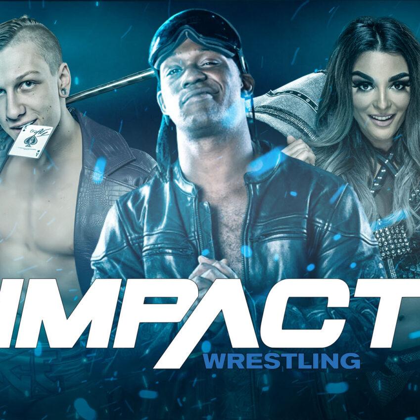Report IMPACT! 02-03-2021 - IMPACT! Wrestling