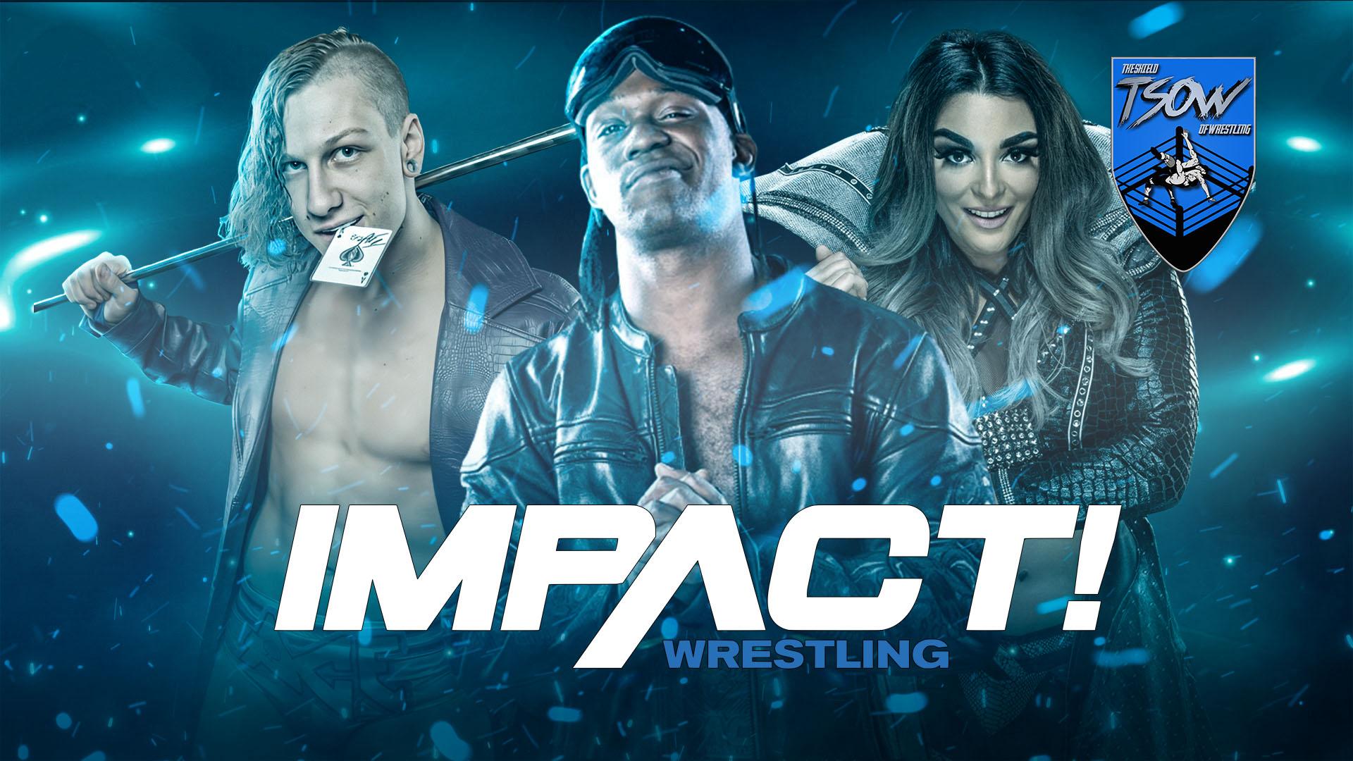 Report IMPACT! 09-02-2021 - IMPACT! Wrestling