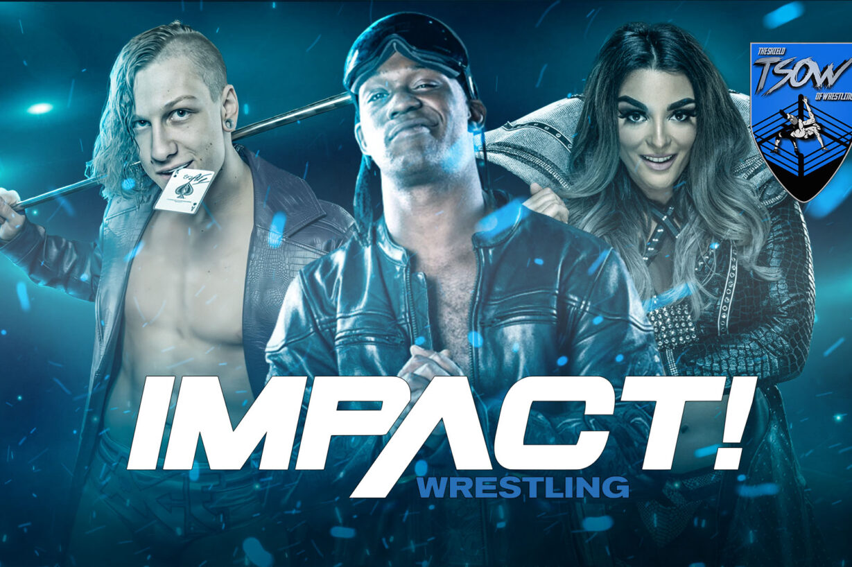 Report IMPACT! 12-01-2021 - IMPACT! Wrestling