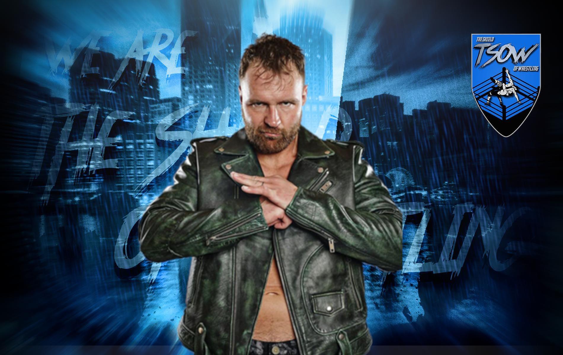 Jon Moxley è tornato a NJPW STRONG