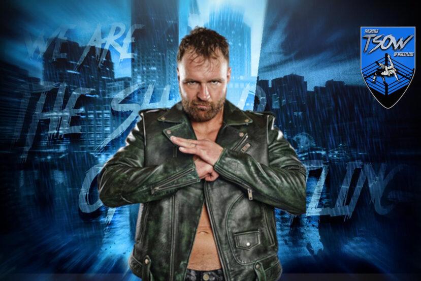 Jon Moxley ha problemi personali con Brock Lesnar?