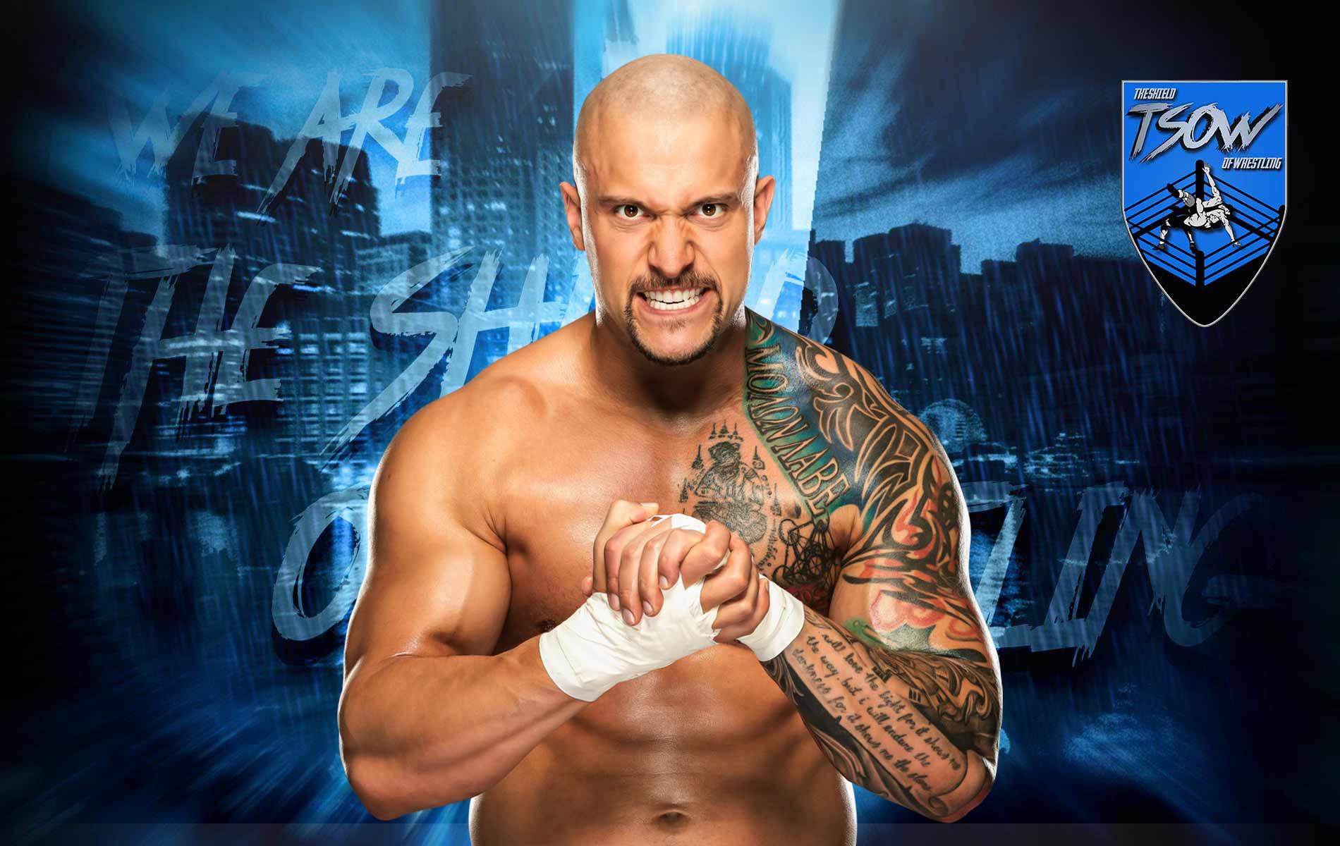 Karrion Kross farà presto parte del main roster WWE
