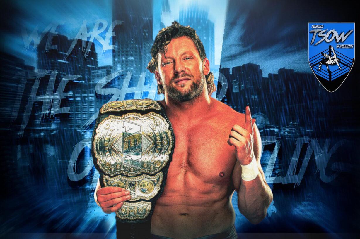 AEW Dynamite, gaffe di Jim Ross: Kenny Omega è WWE Champion
