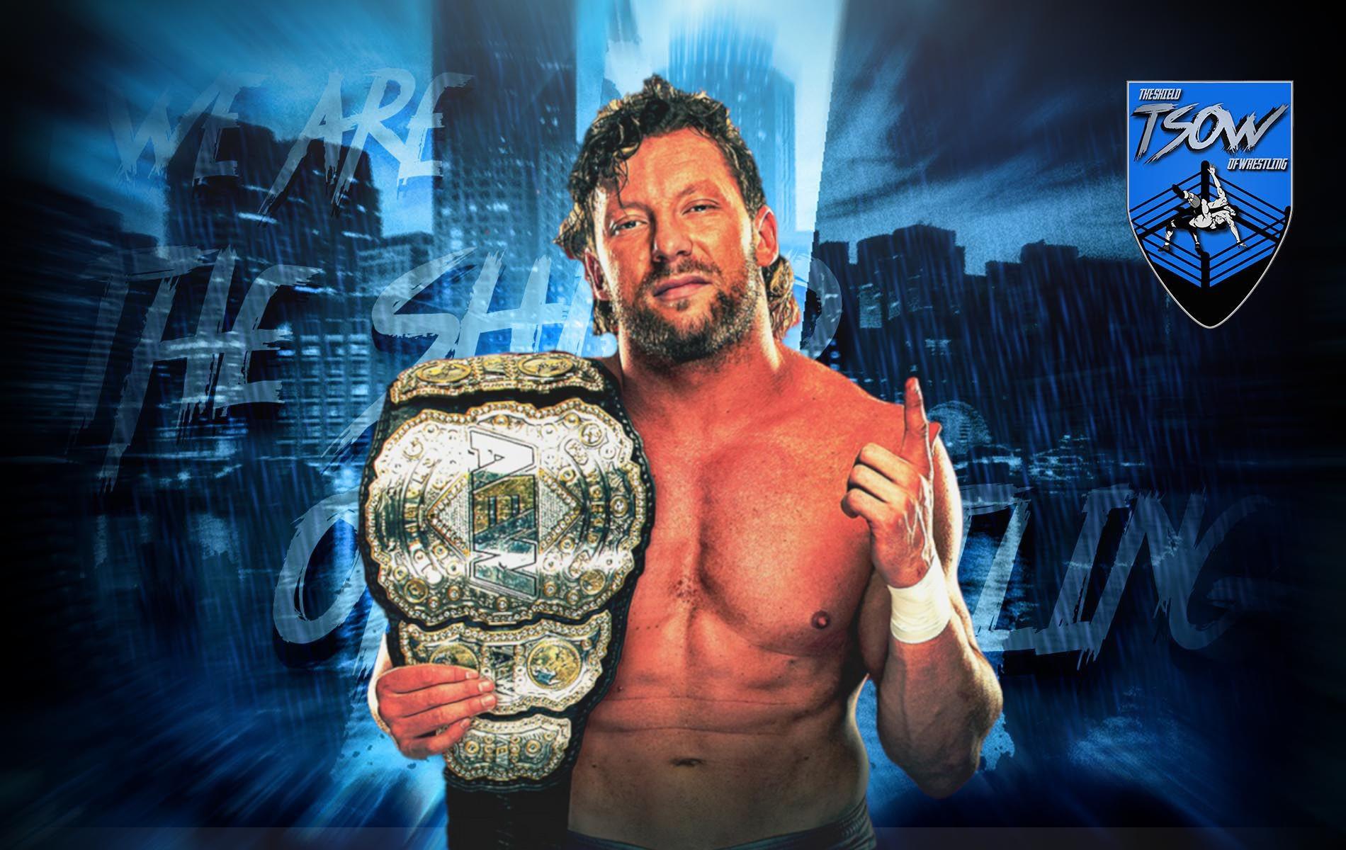 Kenny Omega è il migliore al mondo secondo Chris Jericho