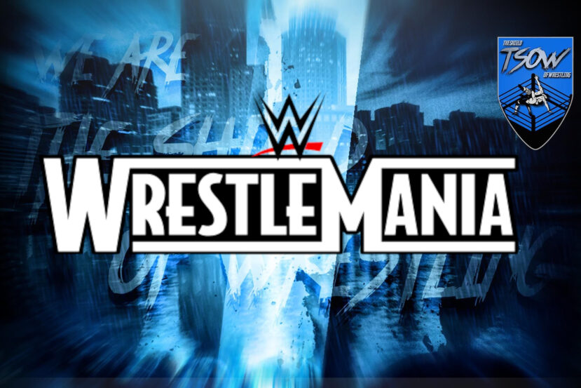 WrestleMania 37: massimo riserbo sulla card