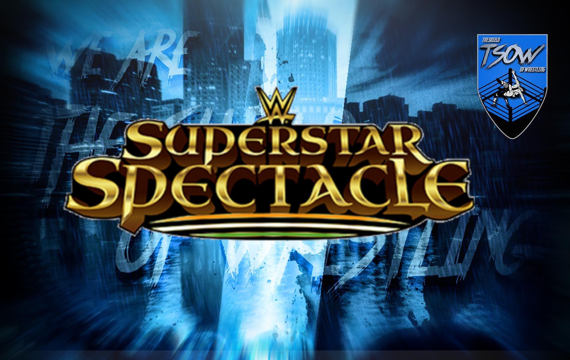 Superstar Spectacle: molte Top Star della WWE confermate