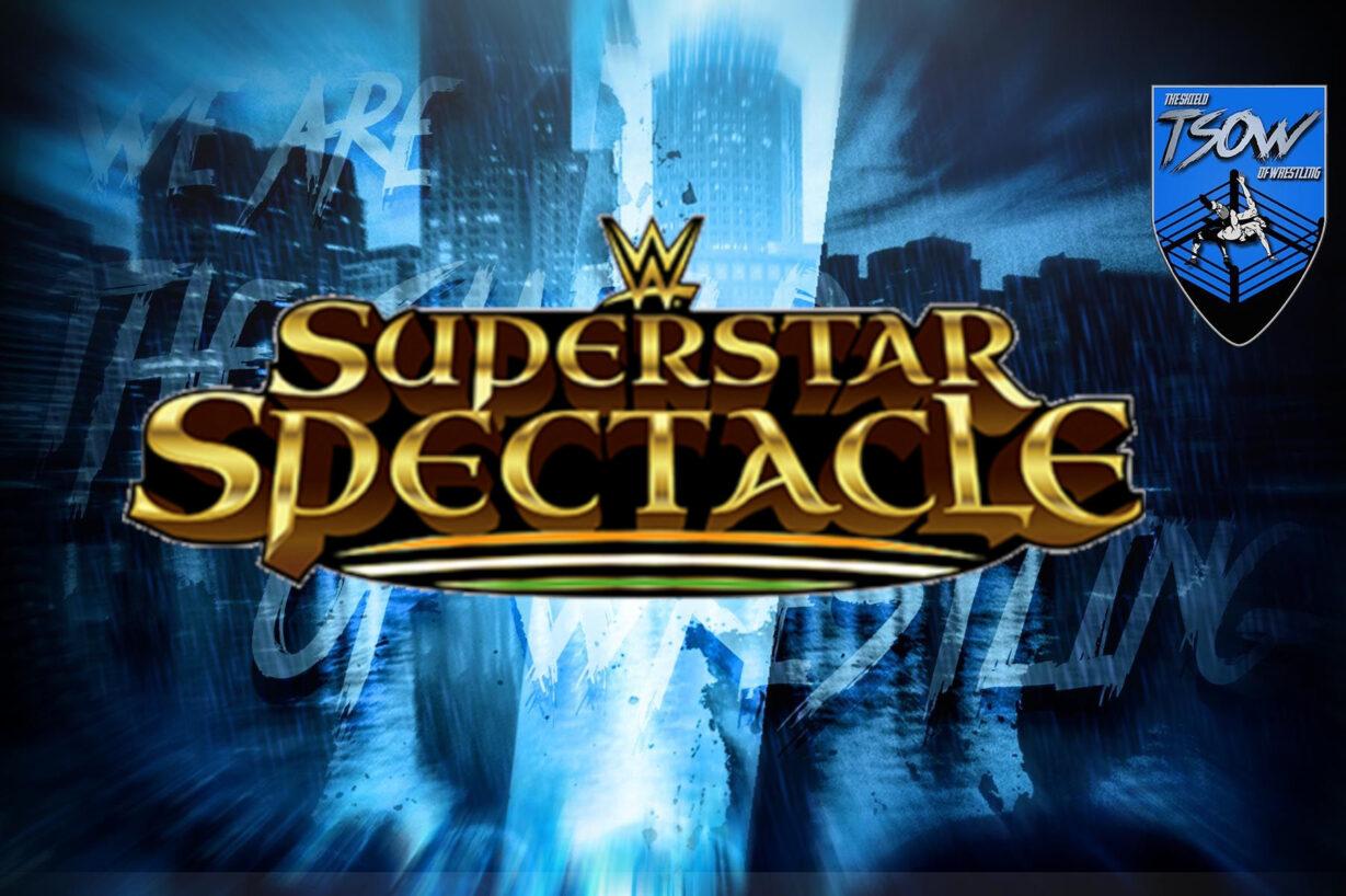 Superstar Spectacle: la WWE rimedia alla poca esperienza degli atleti