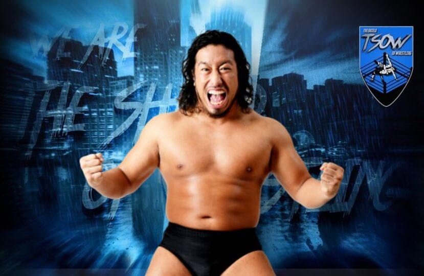Yota Tsuji apre una campagna Twitter per avere un match con Tetsuya Naito