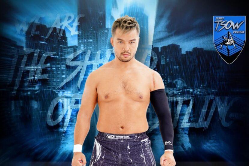 KENTA avrà un grandissimo match nel prossimo AEW Dynamite