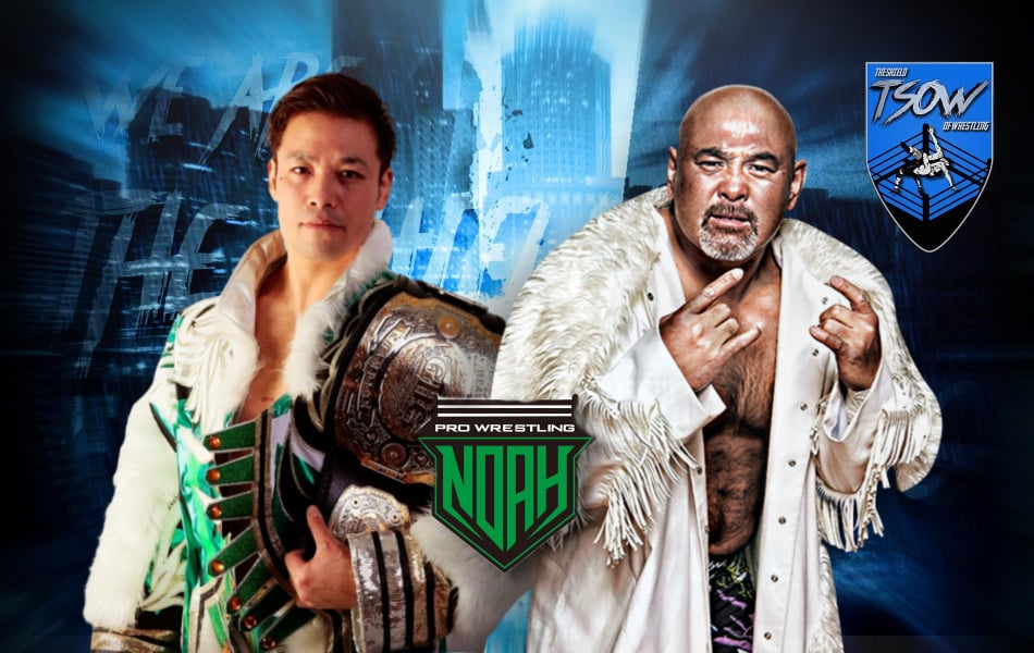 Keiji Mutoh vs Go Shiozaki: chi ha vinto a NOAH Destination 2021?