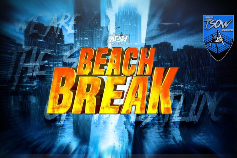 AEW Beach Break Report - 03-02-2021