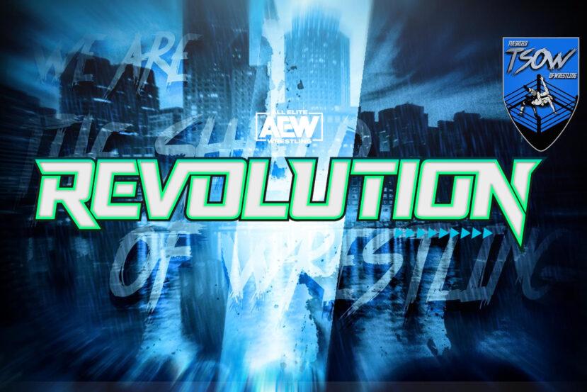 AEW Revolution: possibile spoiler su chi debutterà al PPV