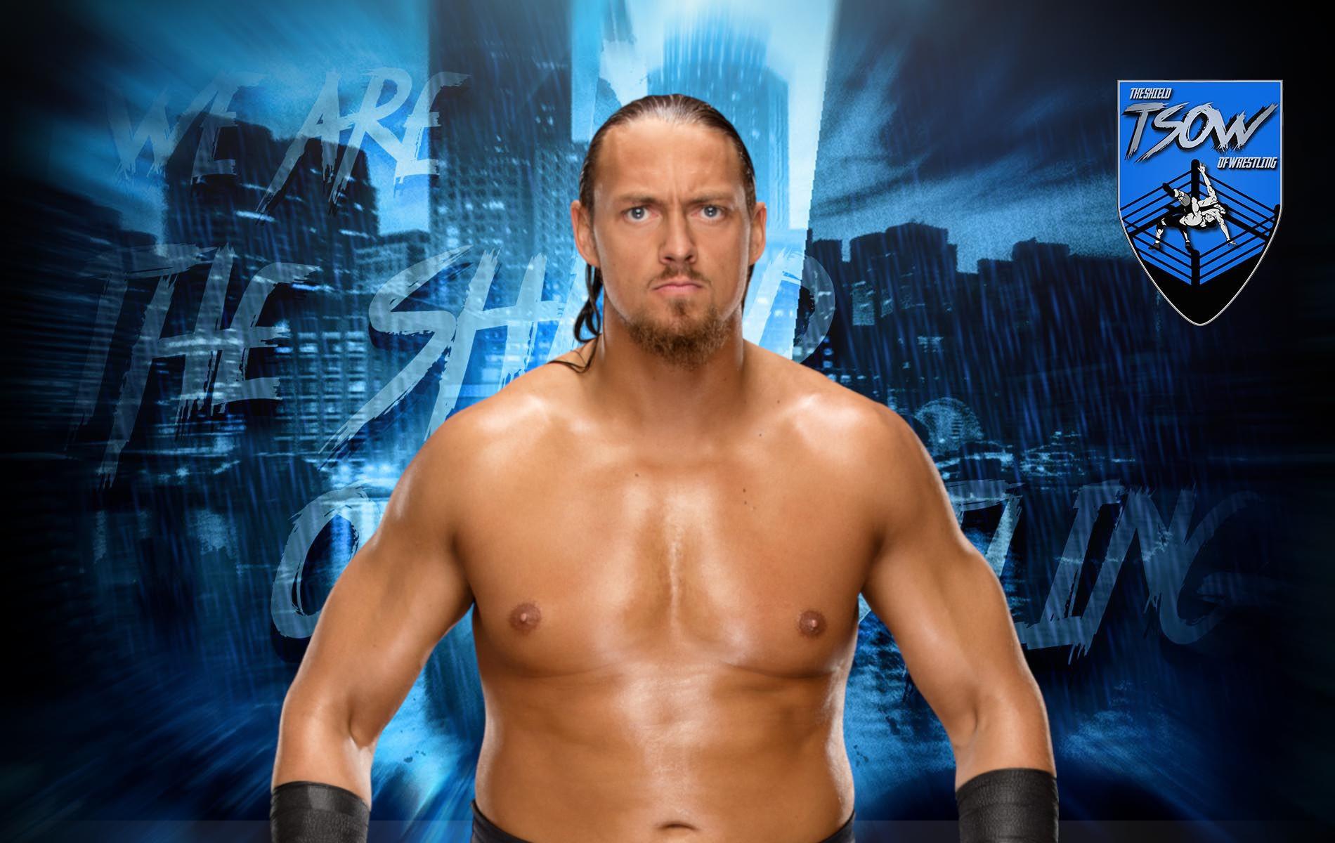 Big Cass ha firmato per IMPACT! Wrestling?