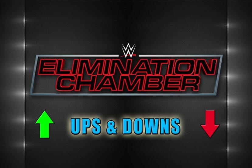 Elimination Chamber Ups&Downs 21-02-2021: L'incasso è servito