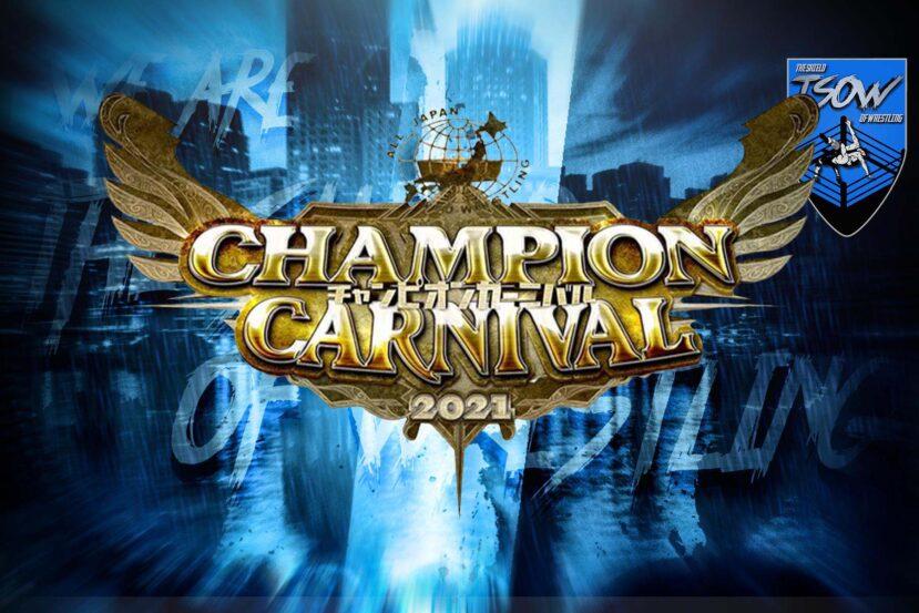 AJPW: svelati i partecipanti del Champion Carnival 2021