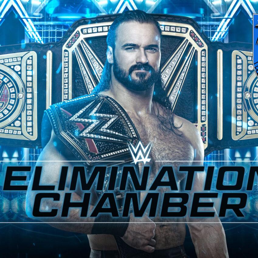 Elimination Chamber 2021 Risultati Live - WWE
