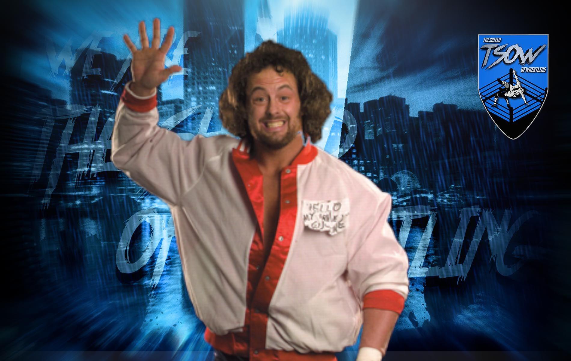 Eugene venne licenziato dalla WWE per problemi di peso