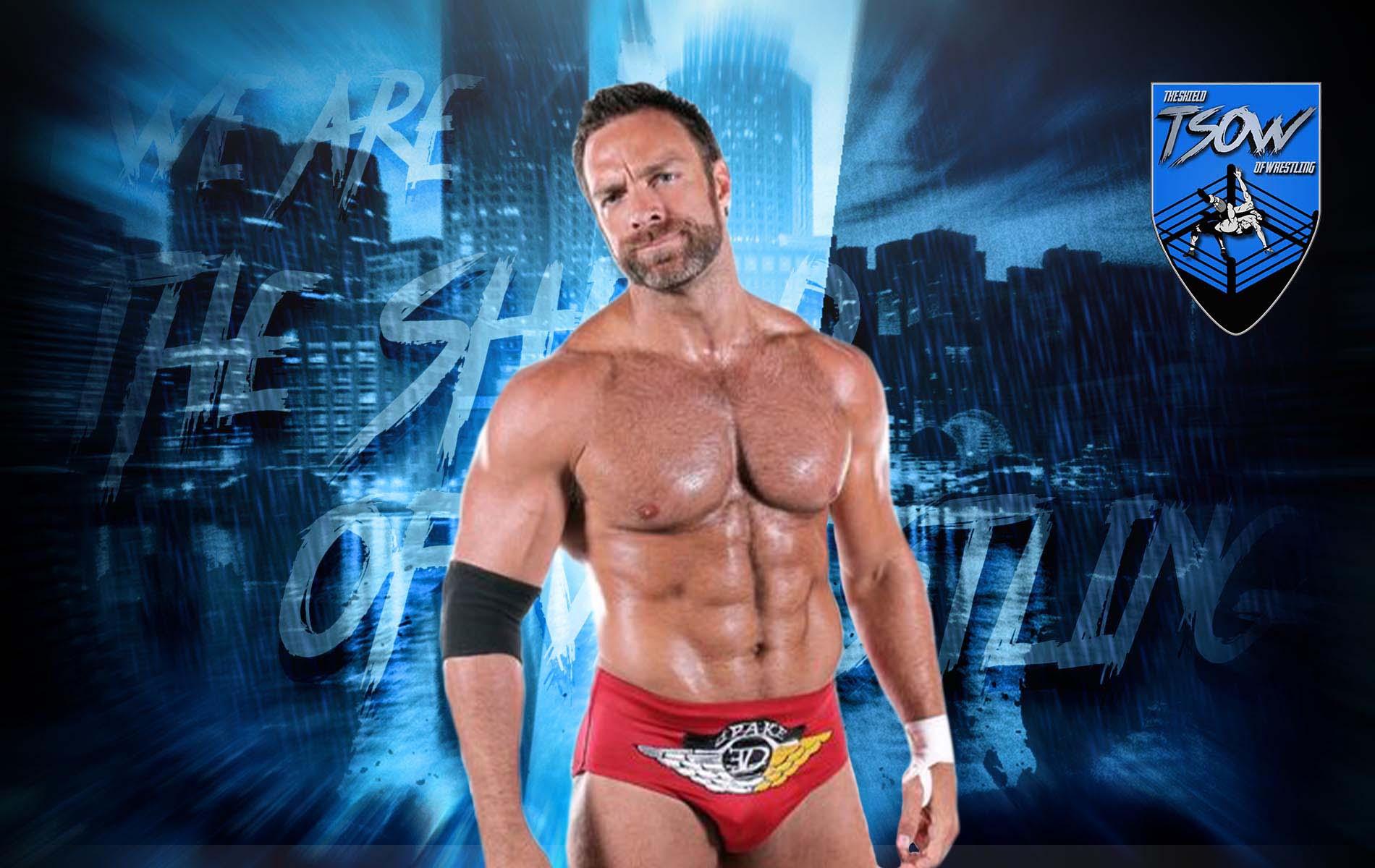 LA Knight rivela di avere degli obiettivi ad NXT