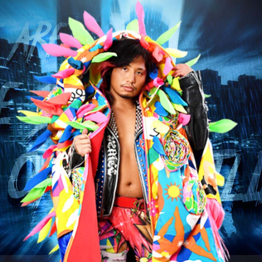 Hiromu Takahashi rende vacante l'IWGP Jr. Heavyweight Title