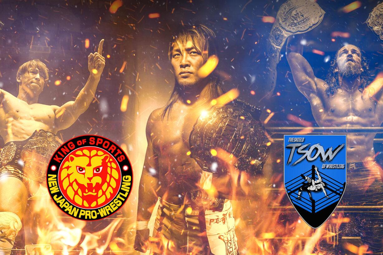 NJPW: come seguire (correttamente) la federazione giapponese