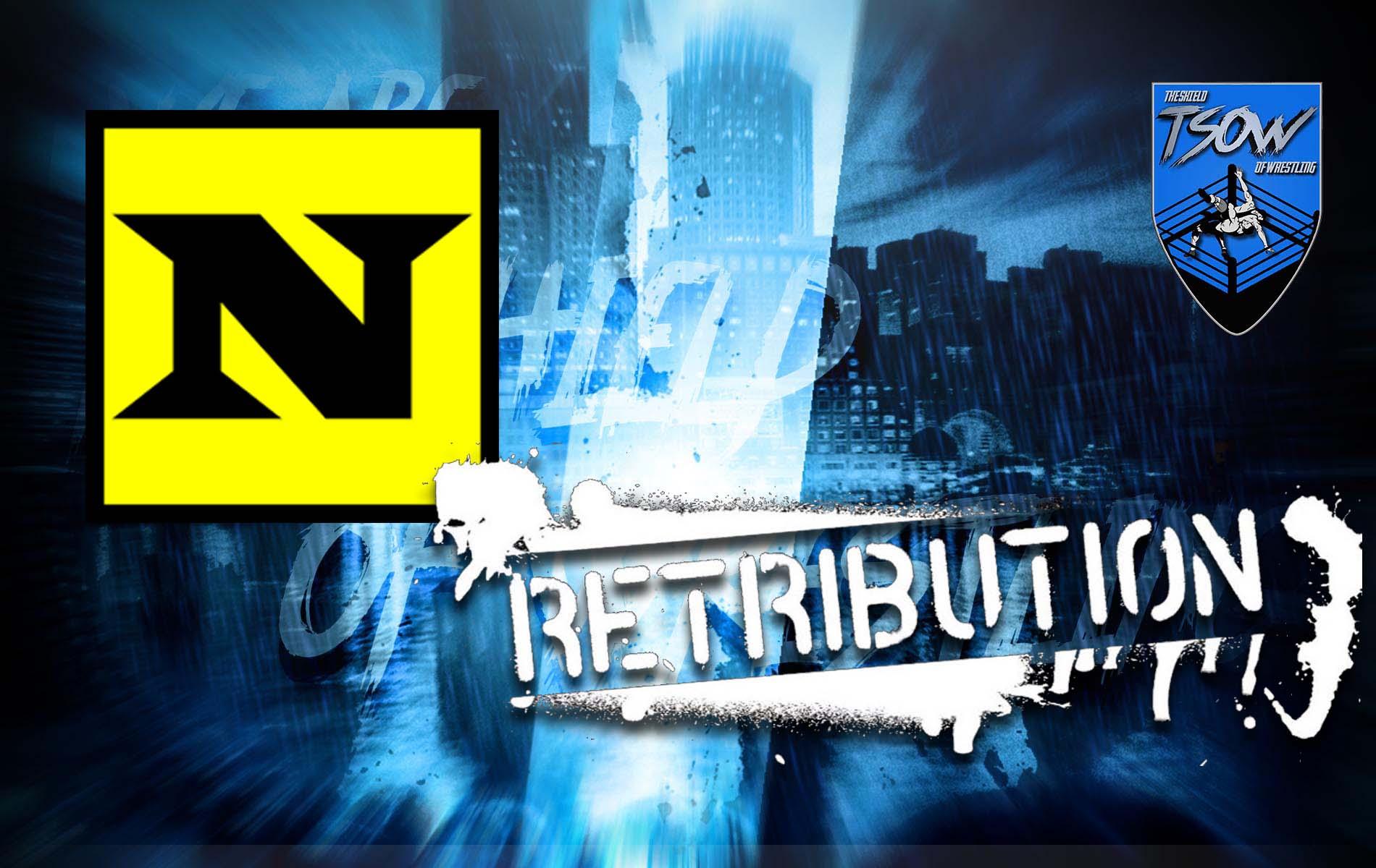 Nexus vs RETRIBUTION: ci sarà un confronto a WrestleMania?