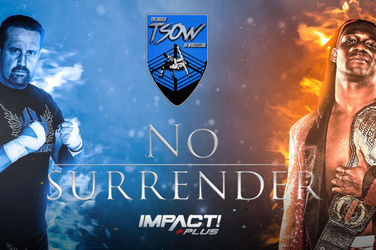 No Surrender 13-02-2021 - Risultati Live