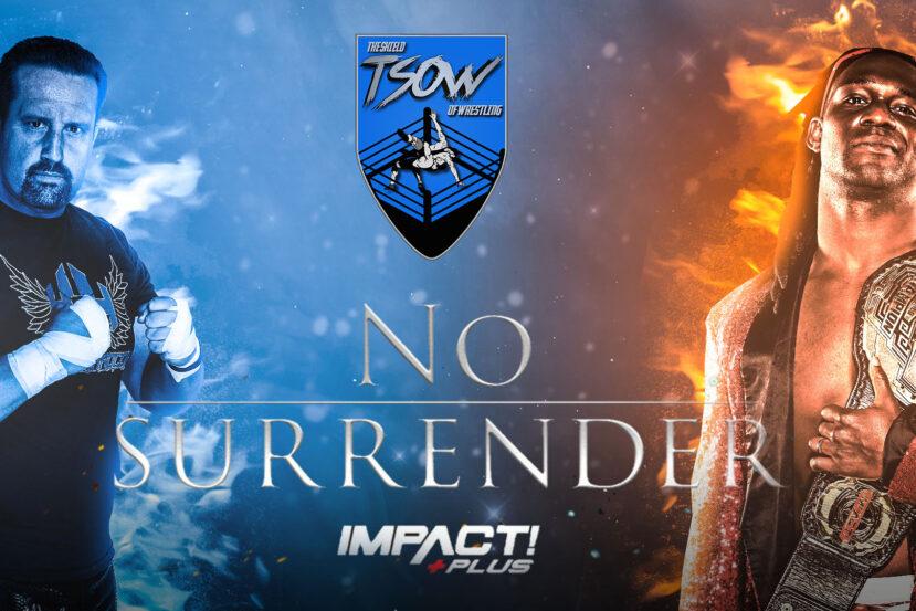 Report No Surrender 13-02-2021 - IMPACT! Wrestling
