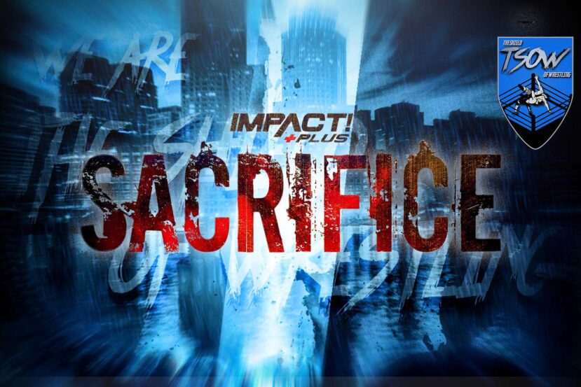 IMPACT Wrestling: annunciato il main event di Sacrifice