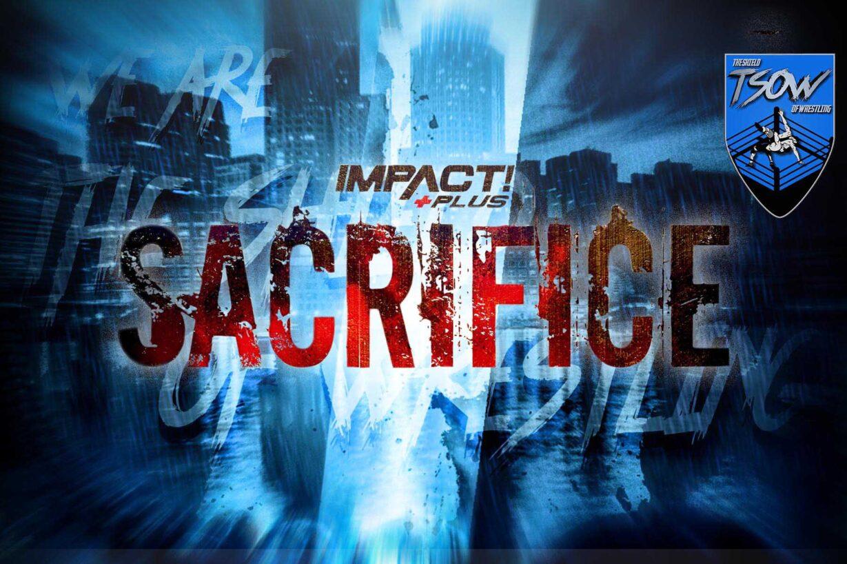 Moose: il commento dopo la sconfitta di IMPACT Sacrifice