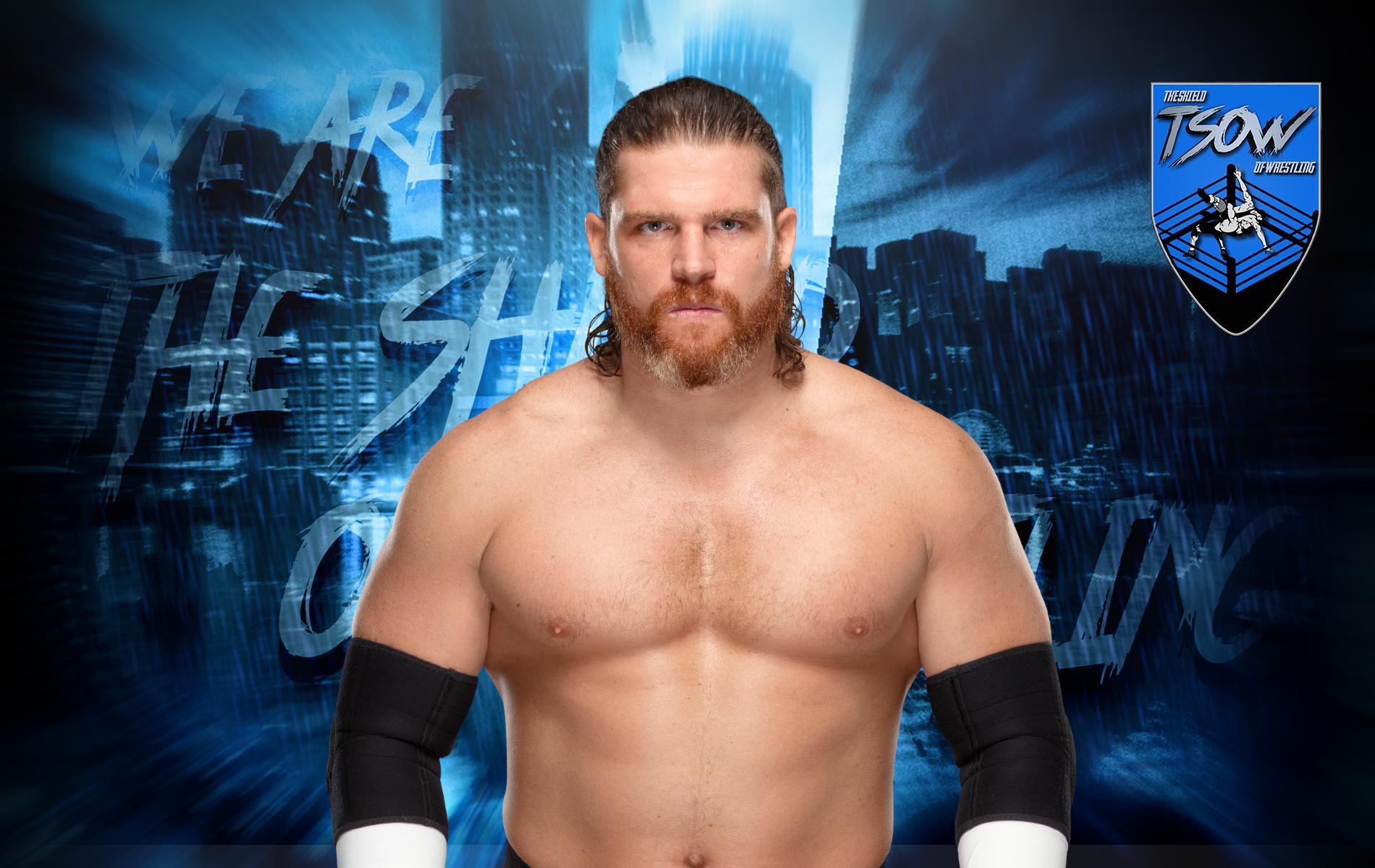 Steve Cutler: la WWE ha cancellato una storyline per lui